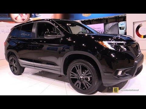 2019 Honda Passport Sport AWD - Exterior and Interior Walkaround - 2019 Chicago Auto Show
