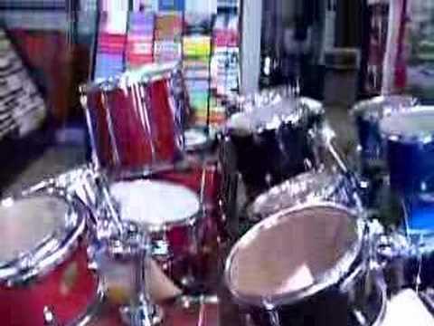 DMP commercial; Coyles music store