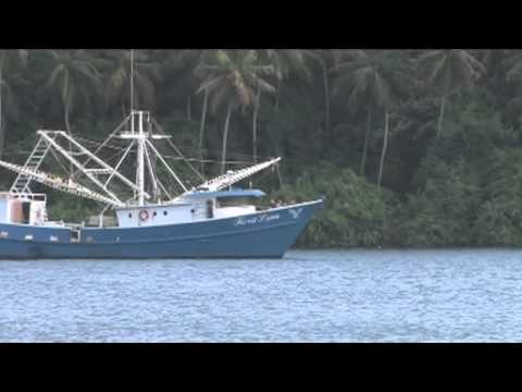 Treasure Hunting - Deep Blue Marine Helps the Dominican with it's Treasure Recovery - DPBE