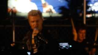Billy Idol, Clem Burke, Steve Jones & Leigh Gorman - Dancing With Myself