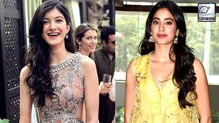 Cousins Shanaya Kapoor And Janhvi Kapoor Will Work In A Film Together