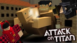 Roblox Attack on tiatan 2015 I'm Partner with TGN!