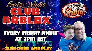 Venerdì sera Club Roblox Stream 🎉 Iscriviti e Gioca