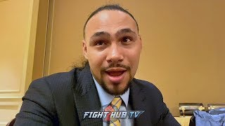 "KEITH THURMAN - IN DEPTH WILDER FURY 2 BREAKDOWN ""LETS SEE WHO LANDS THE 1ST BIG PUNCH!"""