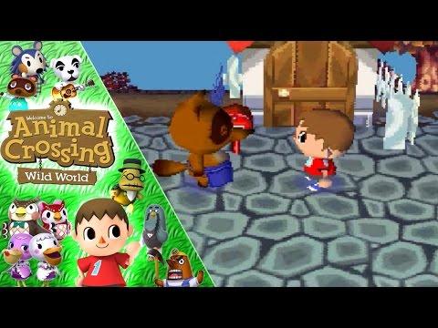 DS | Animal Crossing: Wild World / Día 1: Nueva vida, Nuevos Vecinos, Nuevo Estafador