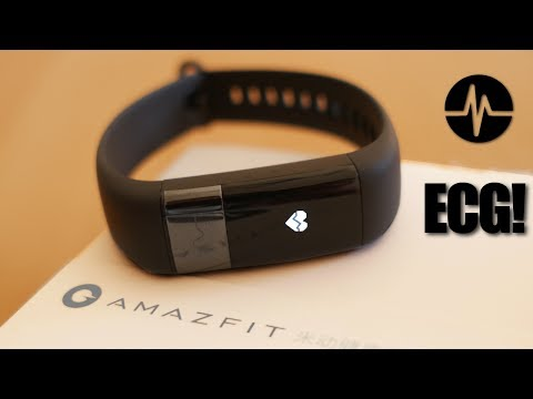 Xiaomi Amazfit Health Band Review - With ECG Chip! A Mi Band 3?