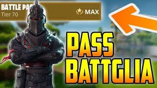 TUTORIAL SFIDE WOCHE 5 PASS BATTLE FORTNITE!