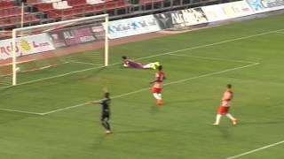 Almería B 0 - UCAM Murcia 2 (30-08-15)
