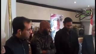 فيديو| شيكابالا يعتذر لمرتضى.. ويتعهد بعدم إحداث أزمات