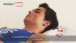 INDIBA Testimonial - Javier Gomez Noya