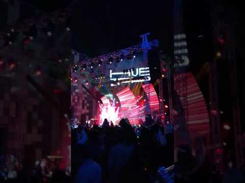 Diana Haddad music concert on Happy New year night at City Walk Dubai