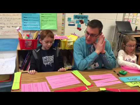 3rd Grade Small Reading Group