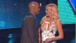 Shemar Moore to Malin Akerman: Baby Got Back ;) - Favorite On Screen Chemistry (PCA 2014)