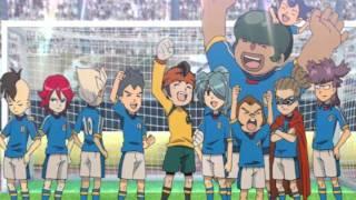 Inazuma11 OST 3 - Inazuma Japan