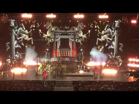 MADONNA Rebel Heart Tour Manila - Iconic ;-)
