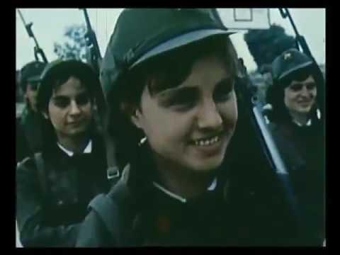 Life in socialism (Albania 1945 - 1990 ) | Alida Hisku - Vajzat e fshatit tim