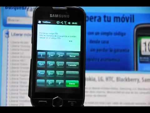 Liberar Samsung i8000 Omnia 2, desbloquear Samsung i8000 Omnia II de Vodafone  - Movical.Net