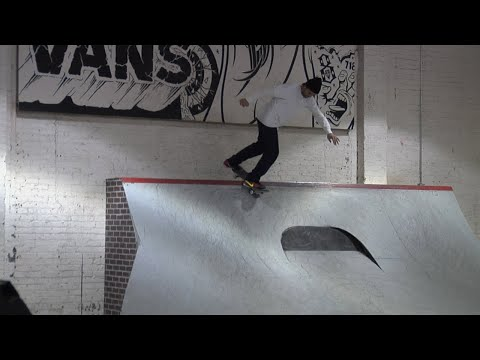 Gino Iannucci- House Of Vans Footage