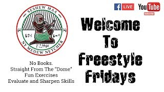 Freestyle Friday July 26th 2019