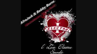 Afrojack & Bobby Burns - GhettoBlaster (Walta Remix) [i♥Electro]