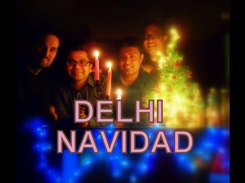 De Pucela a India. 2012-12-23 Delhi en Navidad