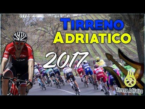 TIRRENO ADRIATICO 2017