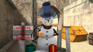 - Rush Team - Free FPS browser game - Snow Ball Fight !