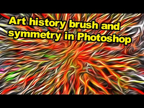 Photoshop tutorial : Art history and symmetry thumbnail
