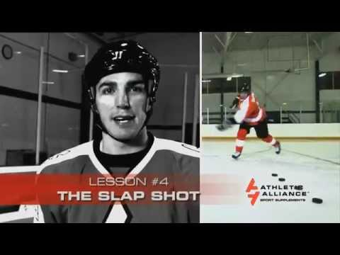 Slapshot Hockey Tips from Athletic Alliance Sport Supplements, feat. Alex Burrows
