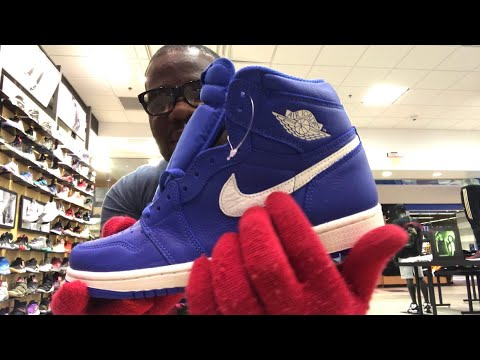 621abb14f603e LIMITED  MY FIRST LOOK 2018 HYPER ROYAL AIR JORDAN 1!! - YouTube