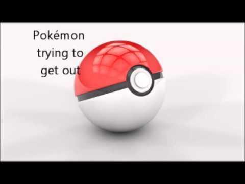 Sound Effects - Pokémon Anime (#5): Pokémon Trying To Get Out (Pokéball Wiggle)