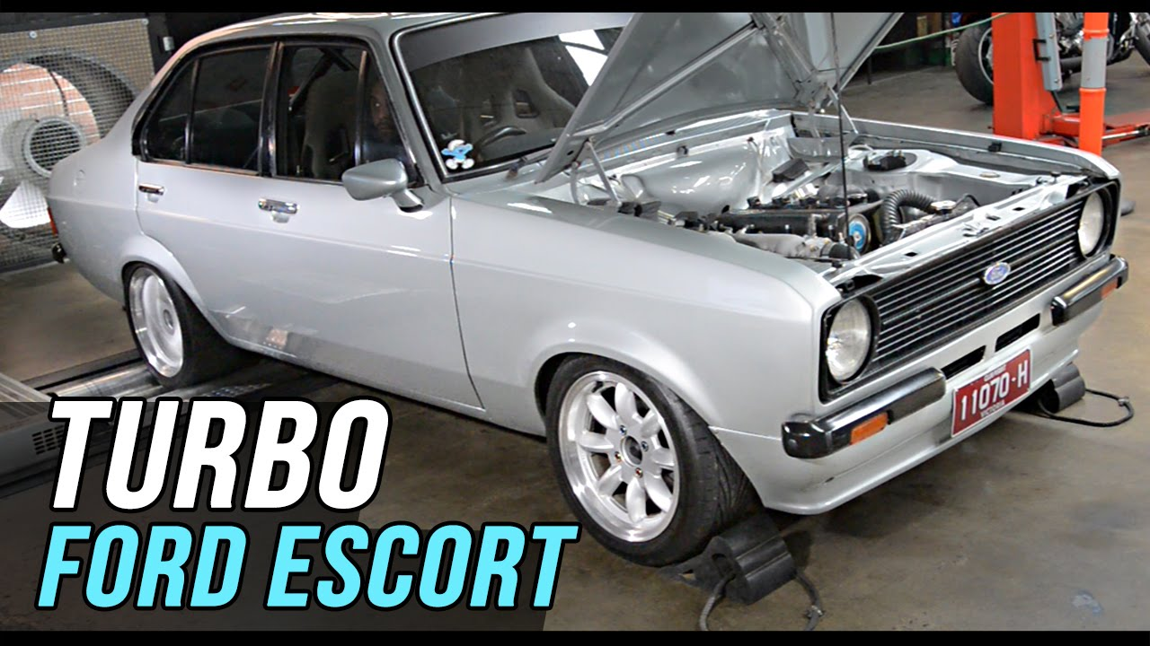 Ford escort mk2 engine upgrades