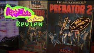 Predator 2 (Sega Master System & Mega Drive (Genesis)) - Leftover Culture Review