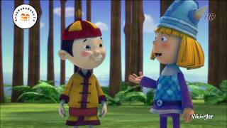 Vikingler I Bambu Süprizi (10.Bölüm)