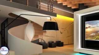 Дизайн интерьера Санкт-Петербург.  Современный дизайн интерьера квартиры.(, 2014-11-08T17:05:28.000Z)