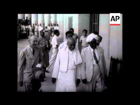 INDIA'S INTERIM GOVERNMENT