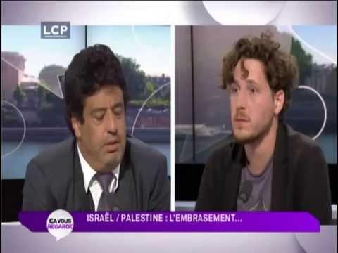 Meyer Habib humilié sur LCP face aux vérités d'Alain Gresh   11 07 14