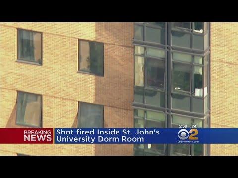 St. John's Dorm Shooting