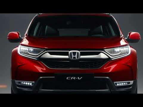 2019 Honda CR-V Euro Spec Comes With Hybrid And 7 Seat Options