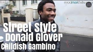 Childish Gambino (Donald Glover) - Street Style