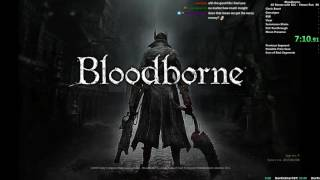 Bloodborne All Bosses Viewer Speedrun