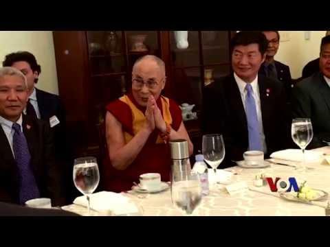 奥巴马第四次会晤达赖喇嘛