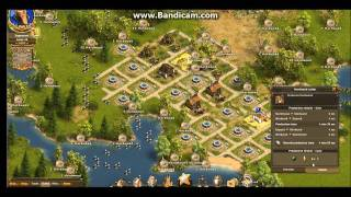 Smurf's Settlers Online Castle Empire Tutorial 5 Optimizing Wood Production.wmv