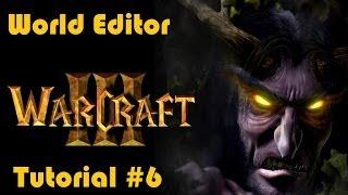 Warcraft 3 Редактор карт  #6 - Выбор героя через круг {Warcraft III World Editor Tutorial #6}