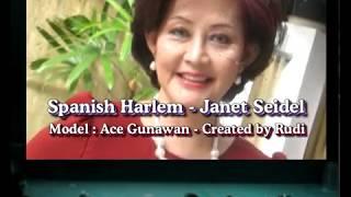 Model : Ace Gunawan - Created by Rudi : Spanish Harlem   Janet Seidel