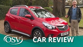 Vauxhall Viva Rocks 2018 In-Depth Review | OSV Car Reviews