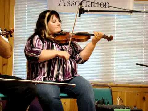Patti Lamoureux - Blue Pacific Hornpipe & Springtime Reel