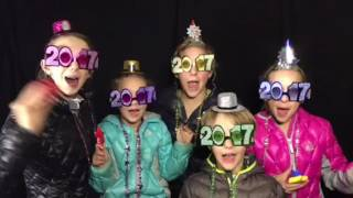 Sign Post Kids! Happy New Year!