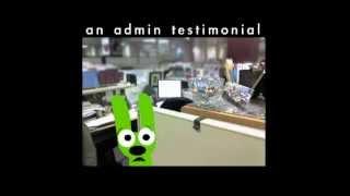 hoops&yoyo Admin Professionals Day testimonial