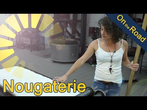 On the road with Nadine Krüger - Nougatmuseum in Montélimar